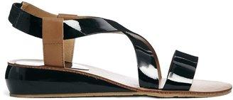 Kelsi Dagger Ginette Flat Sandal - Multi