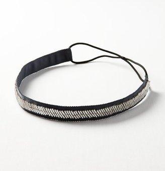 LOFT Bugle Bead Elastic Headband