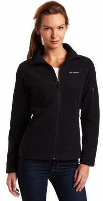 Columbia Women's Fast Trek II Full-Zip Fleece Jacket $19.57 thestylecure.com