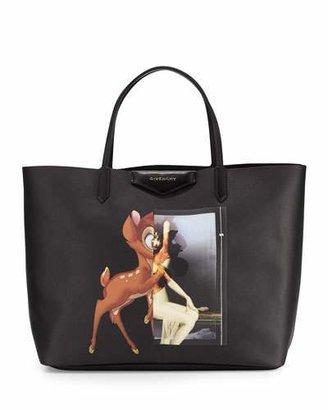 Givenchy Antigona Large Shopping Tote, Bambi Print $1,320 thestylecure.com