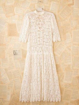 Free People Vintage Lace Dress