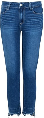 Paige Skyline Skinny Cropped Jeans