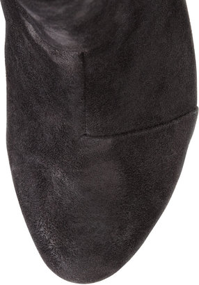 Rag and Bone Rag & Bone Newbury Suede Ankle Boot, Asphalt