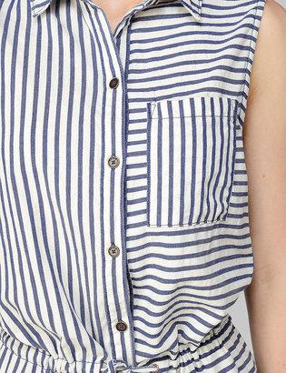 Paige Alice Dress / Voyage Stripe