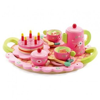 Djeco Lili Rose Tea & Cake Set