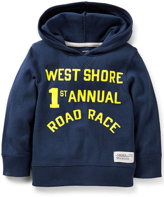Carter's Toddler Boys' Pullover Hoodie