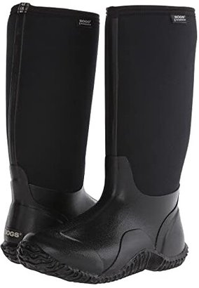 Bogs Classic High (Black) Women's Rain Boots