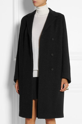 Calvin Klein Collection Textured wool-blend coat