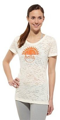 Reebok Happy Burnout Tee