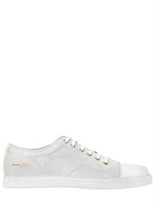 Marc Jacobs Parker Soft Leather Sneakers