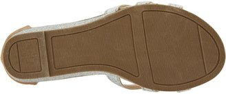 Old Navy Girls Glitter-Wedge Sandals