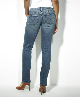 Levi's Classic Rise Bold Curve Straight Jeans