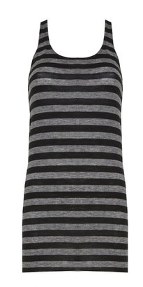 Alice + Olivia Tank Top With Back Zip