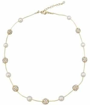 Cezanne Gold tone necklace