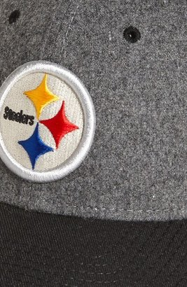 New Era Cap 'Meltop - Pittsburgh Steelers' Fitted Baseball Cap