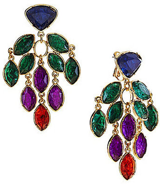 Roberta Chiarella Brights Chandelier Earrings