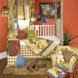 Glenna Jean Cassidy & Banjo Crib Bedding Collection