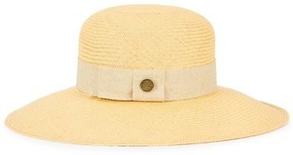 Christys London Christys' London Edie Light Brown Panama Hat