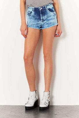 Topshop MOTO Overdye Hotpants