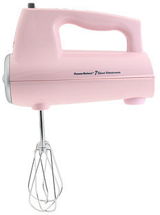 Cuisinart CHM-7PK Pink Series PowerSelectTM 7 Speed Hand Mixer