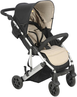 Mamas and Papas Luna Stroller - Black/Stone