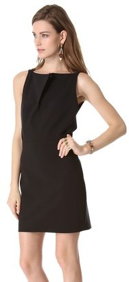 Thierry Mugler Keyhole Backless Dress