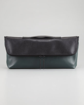 3.1 Phillip Lim Minute Fold-Over Clutch Bag