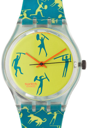 American Apparel Vintage Swatch African Can Watch