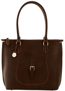 Dooney & Bourke Small Stitched Pocket Tote