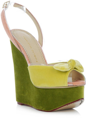 Charlotte Olympia Meridith wedges