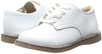 FootMates Willy 3 (Infant/Toddler/Little Kid) (White) Boy's Shoes
