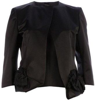Comme des Garcons structured blazer