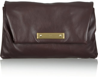 McQ by Alexander McQueen Albion patent-leather shoulder bag