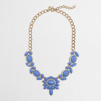 J.Crew Factory Factory jeweled sundrop necklace