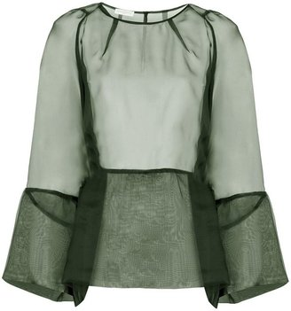 Dries Van Noten 'Chessa' blouse