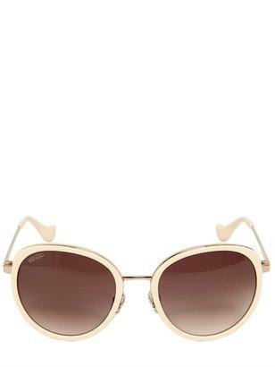 Kenzo Rounded Acetate Sunglasses