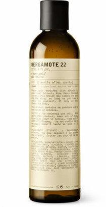 Le Labo Bergamote 22 Shower Gel, 237ml - White