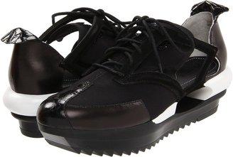 Yohji Yamamoto Aria (Y-3Blk/Y-3Blk/RwhtFtw) - Footwear