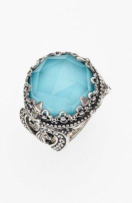 Women's Konstantino 'Aegean' Round Stone Ring $485 thestylecure.com
