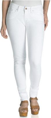 Levi's Jeans, 535 Denim Leggings White Wash