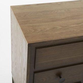 west elm Paneled Wood Media Console