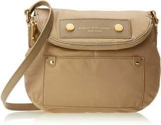 Marc by Marc Jacobs Preppy Nylon Mini Natasha Cross Body Cement 1 One Size