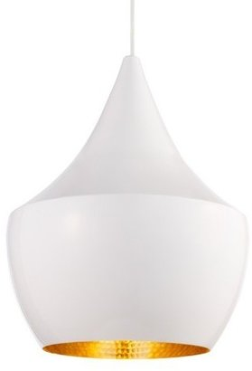 Tom Dixon Beat Light - Fat in White -Open Box