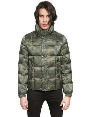 Tatras Promitor Camouflage Nylon Down Jacket