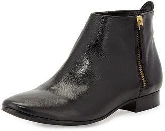 Cole Haan Belmont Leather Zip Bootie