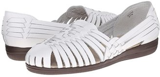 Comfortiva Trinidad - Soft Spots (White) Women's Slip on Shoes