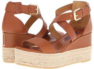 Ralph Lauren Eabel Wedge Women' Wedge Shoe