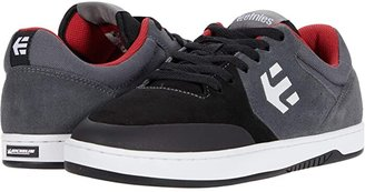 Etnies Marana (Black/Dark Grey) Men's Skate Shoes