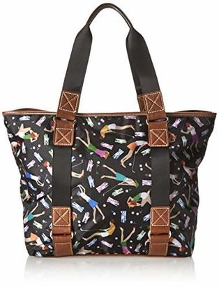 Sydney Love Lady Golfer East West Travel Tote