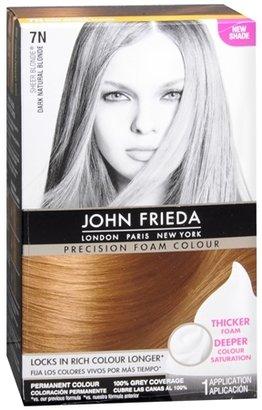 John Frieda Precision Foam Colour Dark Natural Blonde